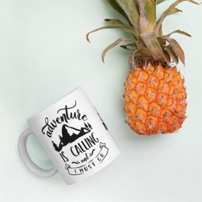Adventure is Calling 11oz coffee and tea mug product image