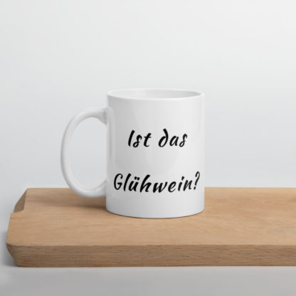 Is this Gluhwein 11oz coffee and tea mug on shelf