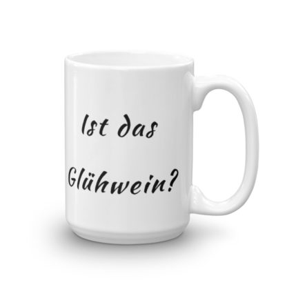 Is this Gluhwein 15oz coffee and tea mug handle right